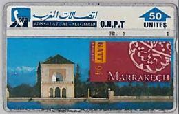 PHONE CARD-MAROCCO (E46.54.8 - Maroc