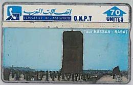PHONE CARD-MAROCCO (E46.55.1 - Marokko