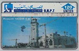 PHONE CARD-MAROCCO (E46.55.2 - Maroc