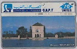 PHONE CARD-MAROCCO (E46.55.3 - Marokko