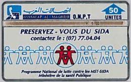 PHONE CARD-MAROCCO (E46.55.5 - Maroc