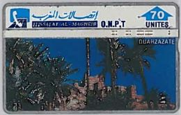 PHONE CARD-MAROCCO (E46.55.7 - Marokko