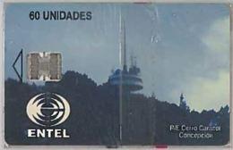 PHONE CARD-NEW-CILE (E46.14.2 - Tsjaad