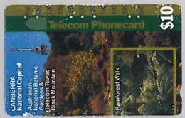 PHONE CARD-NOT PERFECTAUSTRALIA (E46.16.1 - Australia