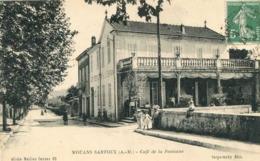 MOUANS SARTOUX   Café De La Fontaine    874 - France