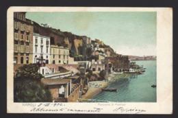 15122 Napoli - Panorama Di Posillipo F - Napoli