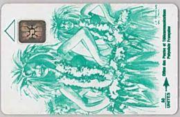 PHONE CARD-POLINESIA FRANCESE (E46.3.4 - Französisch-Polynesien