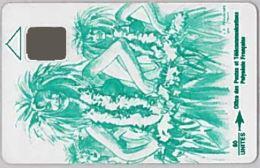 PHONE CARD-POLINESIA FRANCESE (E46.3.5 - Frans-Polynesië