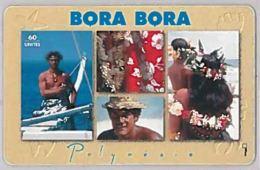 PHONE CARD-POLINESIA FRANCESE (E46.3.6 - Frans-Polynesië