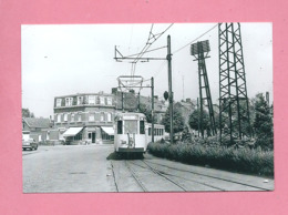 Foto Schoten  =  TRAM  Lijn  61  Antwerpen  Schoten - Riproduzioni