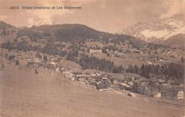 Villars-Chesières Et Les Diablerets - VD Vaud