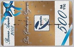 PREPAID PHONE CARD-ALGERIA (E46.11.1 - Algerien