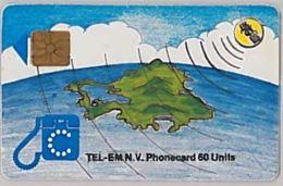 PHONE CARD-ST MARTEEN (E46.4.4 - Antille (Olandesi)