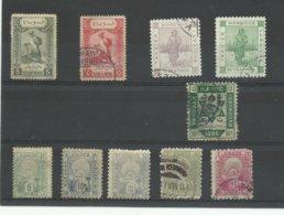 1896 Maroc Postes Locales, Lot De Divers, états Moyens, Bonne Cote - Marokko (1891-1956)