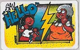 PHONE CARD-SUDAFRICA (E46.49.5 - Sudafrica