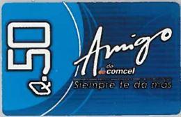 PREPAID PHONE CARD-COLOMBIA (E46.8.8 - Colombia