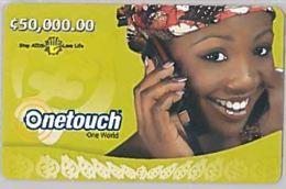 PREPAID PHONE CARD-GHANA (E46.11.5 - Ghana