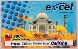 PREPAID PHONE CARD-INDIA (E46.12.1 - Inde