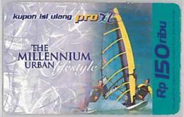 PREPAID PHONE CARD-INDONESIA (E46.45.4 - Indonesia
