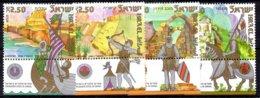 Israel Serie Nº Yvert 1825/28 ** OFERTA (OFFER) - Nuevos (con Tab)
