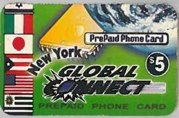 PREPAID PHONE CARD-STATI UNITI (E46.8.2 - Verenigde Staten