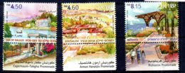 Israel Serie Nº Yvert 1921/23 ** - Nuevos (con Tab)