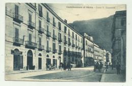 CASTELLAMMARE DI STABIA - CORSO VITTORIO EMANUELE  1930 VIAGGIATA FP - Castellammare Di Stabia