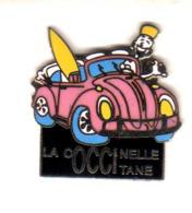 Pin's La Coccinelle Occitane EGF - BD