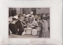 TOPSY TURVEY AT MATLOCK  ROCKSIDE HYDRO MATLOCK TEMPORARY WAITERS 20*15CM Fonds Victor FORBIN 1864-1947 - Fotos