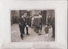 JACK'S BIG EFFORT PORTSMOUTH TRAFALGAR ORPHAN FUND SAILORS YEOMAN GUARD   20*15CM Fonds Victor FORBIN 1864-1947 - Fotos