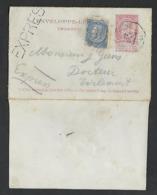 1904 EXPRESS Vers Thienen Tirlemont ( Tienen )  Geens ( Klass Heuroud ) - Stamped Stationery