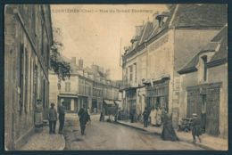 18 LIGNIERES Cher Rue Du Grand Faubourg - France