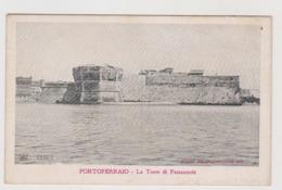 Portoferraio (LI)  La Torre Di Passanante  - F.p. -  Anni '1910 - Livorno
