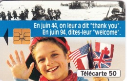 FRANCE - 50e Anniversaire Du Debarquement, 05/94, Used - Frankrijk