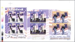 Thematik: Sehenswürdigkeiten-Freiheitsstatue / Sights- Statue Of Liberty: 2003, COOK ISLANDS, AITUTA - Ferien & Tourismus