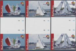 Thematik: Sport-Wassersport-Segeln / Sport-water Sports-sailing: 2010, BARBADOS: Sailing Complete Se - Segeln