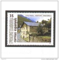 ANDORRA ESPAÑOLA 1999 - INAGURACION DE LA CASA RULL - EDIFIL Nº 273 - YVERT Nº 258 - Andorra Española
