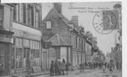 Nonencourt:grande Rue POSTES ET TÉLÉGRAPHE. - France