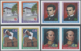 Barbados: 2006, 175th Anniversary Of The Enfranchisement Of Free Coloured And Black Barbadians Compl - Barbados (1966-...)