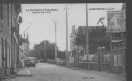 Lancieux:route De L'Ilet.1930. - Lancieux