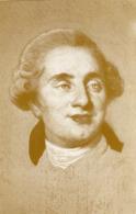 LOUIS XVI A 21 Ans . Esquisse D'un Portrait Par Duplessis (1775) - Royal Families