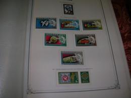 Ungheria PO 1974 Expo Fil.Intern.Internaba  Scott 2288+See Scan On Album A; - Nuevos
