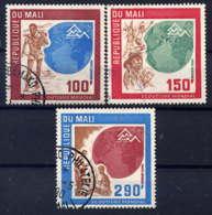 MALI - A249/251° - SCOUTISME - Mali (1959-...)