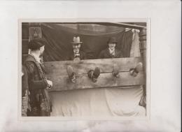 ST BARTHOLOMEW'S FAIR SIR BERNARD SPILSBURY   21*16CM Fonds Victor FORBIN 1864-1947 - Fotos