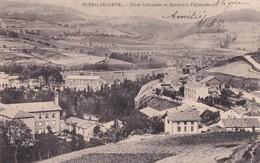 BOURG ARGENTAL        USINE COLOMBET ET BOULEVARD D ALMANDET - Bourg Argental