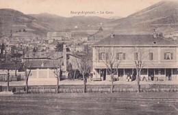BOURG ARGENTAL        LA GARE - Bourg Argental
