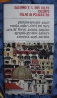 GUIDA TURISTICA SALERNO E IL SUO GOLFO POSITANO CAVA DE TIRRENI - ANNO 1968 - Salerno