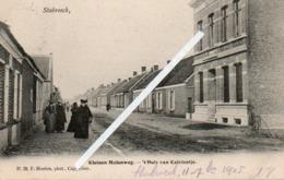 99Av   Belgique Stabroeck Kleinen Molenweg 't Huis Van Katrientje - Stabrök
