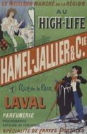 @@@ MAGNET - Le Meilleur Marché De La Région Au High-Life Hamel-Jallier & Cie, 7 Rue De La Paix, Laval. Parfumerie, Phot - Publicitaires