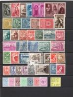 Belgium 1939-1951, * (16k) - Briefmarken